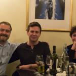 Sebastiano Riso at Casanova Restaurant