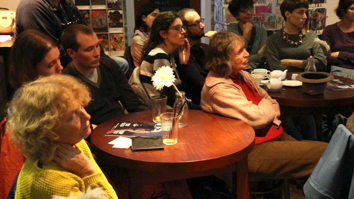Audience FabioGeda